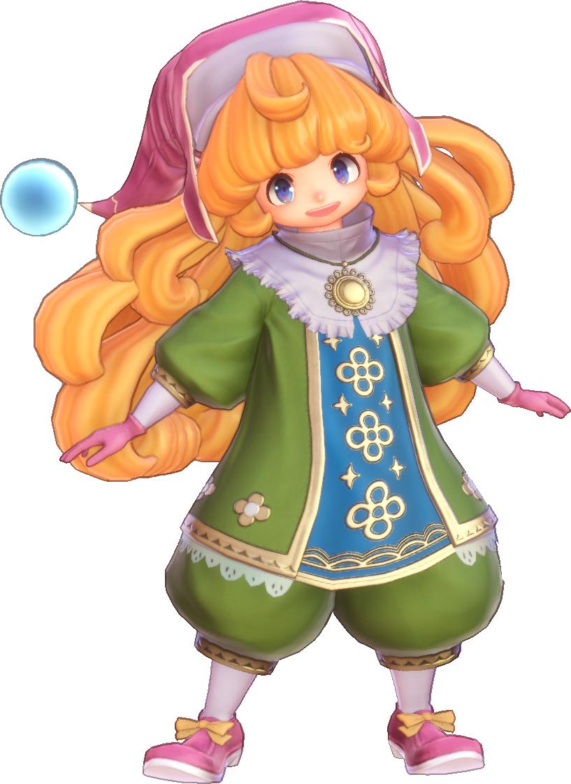 Priestess (Trials of Mana)
