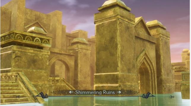 Shimmering Ruins