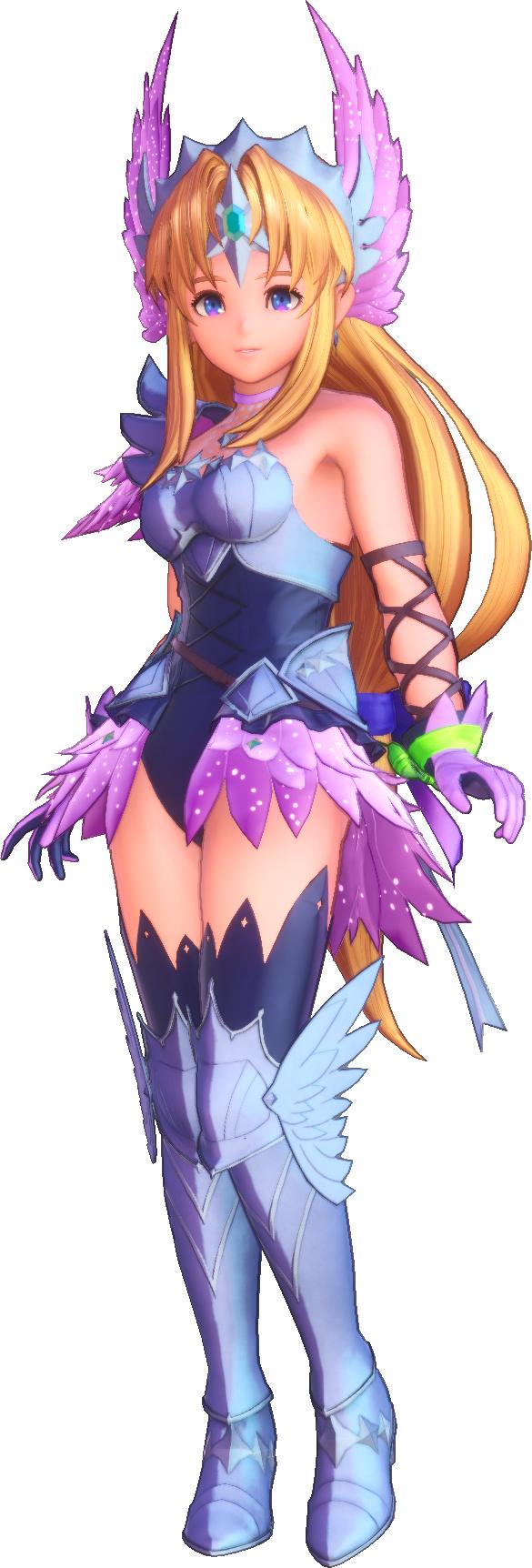 Starlancer (Trials of Mana)