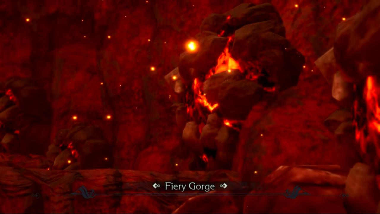 Fiery Gorge