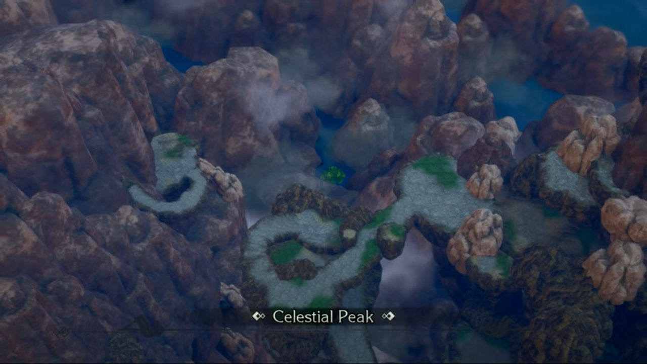 Celestial Peak