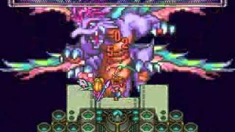 Secret Of Mana Final Boss Mana Beast