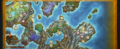 World Map Rabite Forest TOM