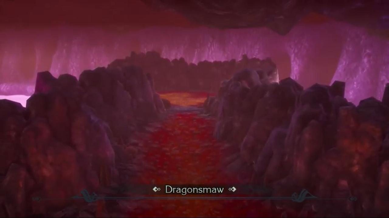 Dragonsmaw