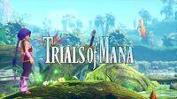 Trials of Mana Gameplay Trailer