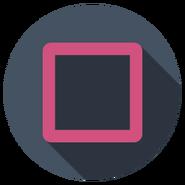 PS Square Icon