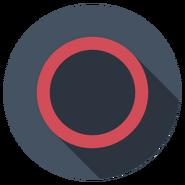 PS Circle Icon