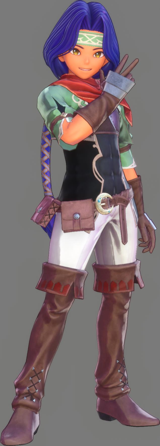 Ranger (Trials of Mana)