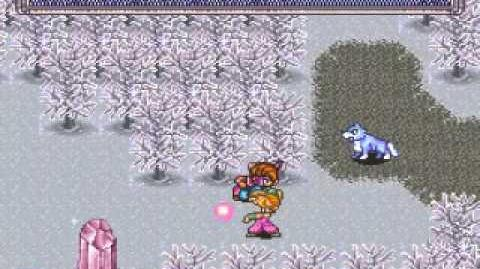 Secret Of Mana Salamando Powers Montage