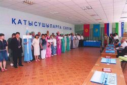 IX International Tournaments july 10, 2005. Astana. Winners and prizes.jpg