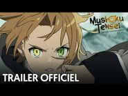 Mushoku Tensei- Jobless Reincarnation - Trailer Officiel