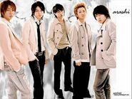 Arashi - Tokei Jikake No Umbrella (cover)