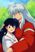 Inuyasha y Kagome