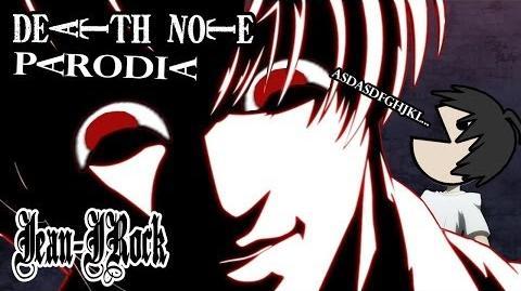 Death Note Opening - Parodia │ JeanJRock21