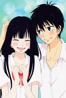 Kazehaya y Sawako