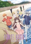 Fruits Basket Segunda Temporada