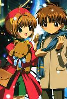 Syaoran y Sakura