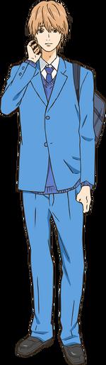 Makoto Sunakawa Anime.png