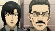 Capture de Death Note - Episode 06 ~ Déchirure