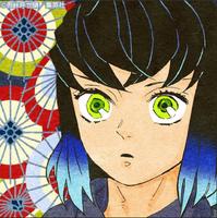Inosuke Hashibira volto