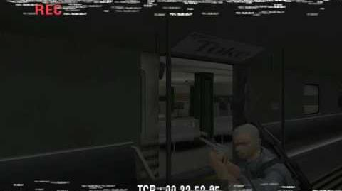 """Manhunt 1"", full walkthrough (Hardcore difficulty), Scene 16 - Wrong Side of the Tracks"