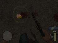 Manhunt smiley cabeza