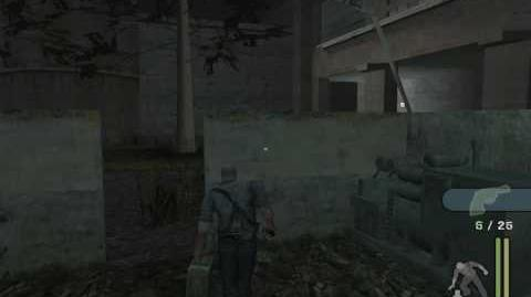 """""""Manhunt 1"""", full walkthrough (Hardcore difficulty), Scene 11 - Mouth of Madness, Part 2 2"""