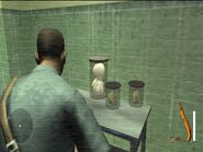Manhunt 2 (psp version) - baby alien