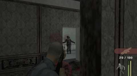 """Manhunt 1"", full walkthrough (Hardcore difficulty), Scene 19 - Key Personnel, Part 2 2"