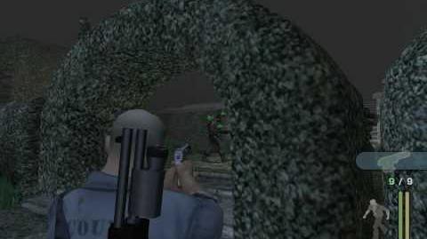 """Manhunt 1"", full walkthrough (Hardcore difficulty), Scene 18 - Border Patrol"