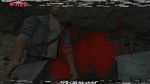 """Manhunt 1"", full walkthrough (Hardcore difficulty), Scene 14 - Divided They Fall, Part 1 2"