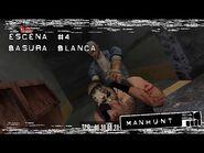 Manhunt- Escena 4 - Basura Blanca - No Comentado