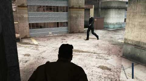 """Manhunt 2"", full walkthrough (Insane difficulty), Episode 10 - Ritual Cleansing, Part 2 2"
