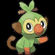 Shadow Yoshi
