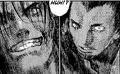 Manji and Magatsu vs Shira