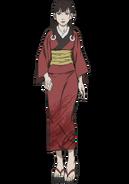 Rin anime design