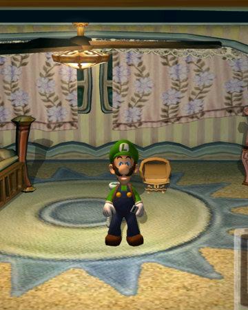 Master Bedroom Luigi S Mansion Wiki Fandom
