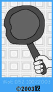 Coldforged pan
