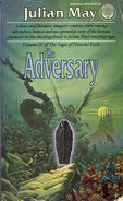 Adversary classic paperback cover