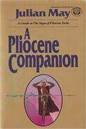 A Pliocene Companion mass market paperback cover