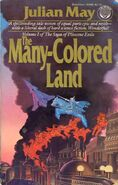 ManyColoredLand classic paperback cover