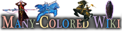 Many-Colored Wiki