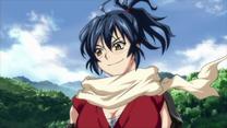 Chifusa smiling