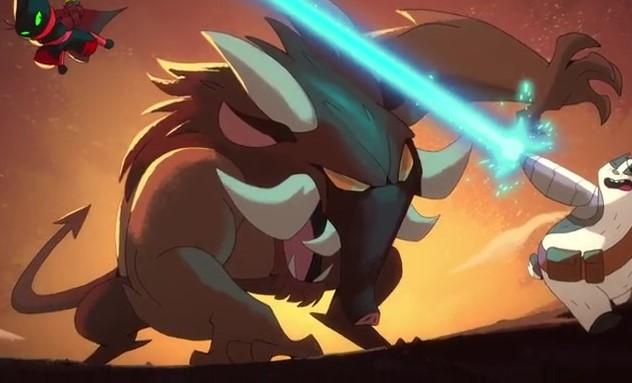 Tapir Monster