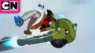 Title Sequence Mao Mao Cartoon Network