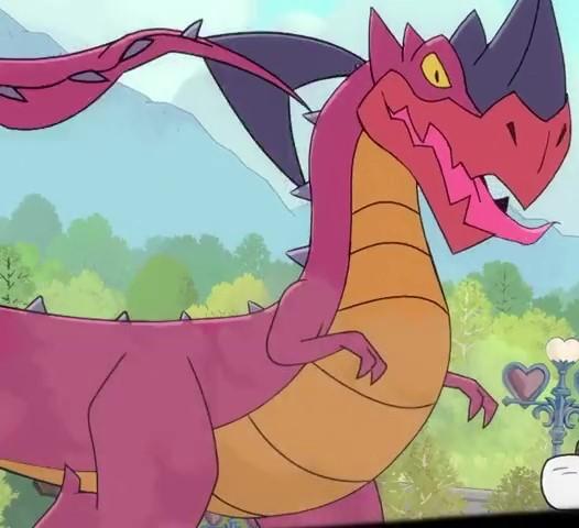 Large Raptor Monster