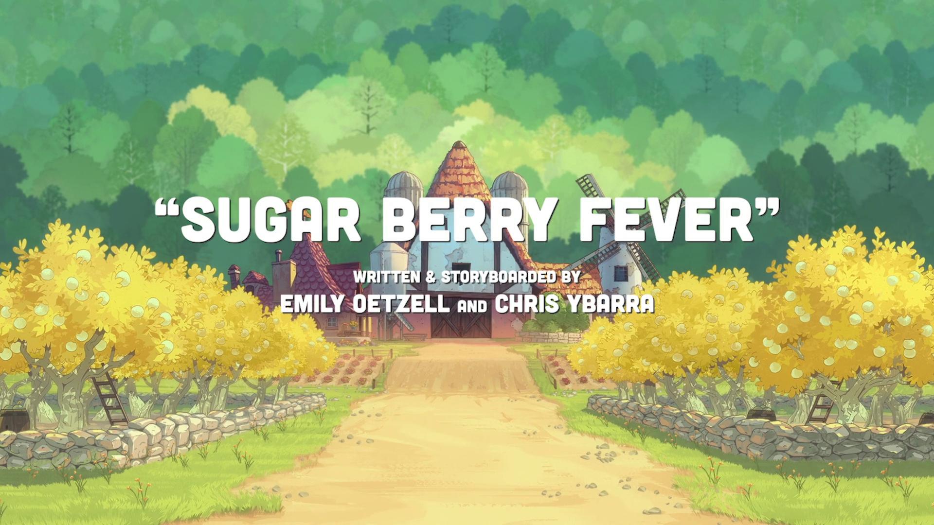 Sugar Berry Fever