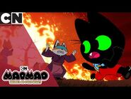 Mao Mao- Heroes of Pure Heart - Mao Mao Making Friends - Cartoon Network UK 🇬🇧
