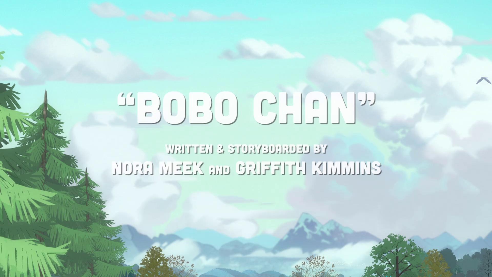 Bobo Chan (episode)