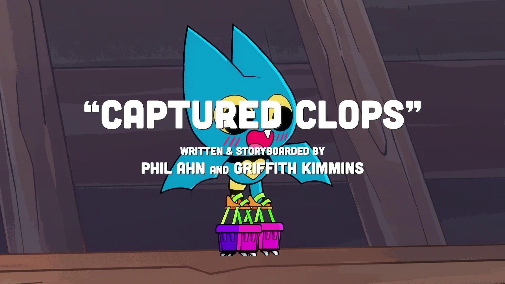 Captured Clops